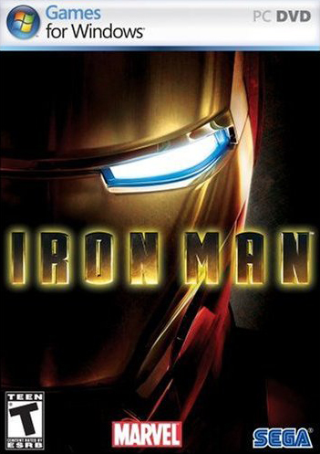 Iron Man (2008) [PC/ENG/Full-Rip]